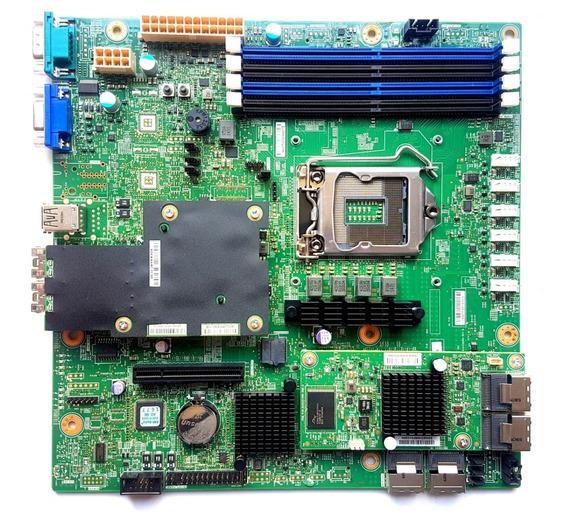 Placa Mãe Servidor Intel C236 Xeon E3-1270v5 Ddr4 Lga 1151