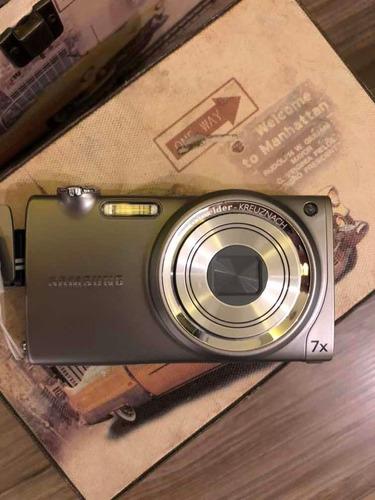 St5500 - Câmera De Tela Amoled Samsung - Promoção