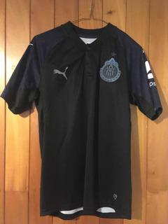 Jersey Chivas Del Guadalajara 17-18 Visitante Pepe Martínez