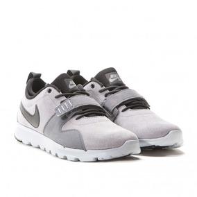 Tenis Nike Sb Treinador Nike Sb L (cool Gray) Original