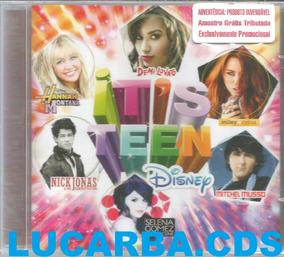 Cd - Selena Gomez - Itis Teen - Disney - Lacrado