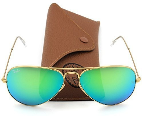 e9750429a4 Lentes Para Mujer Ray-ban Rb3025 112/19 58mm Pilot Sunglasse