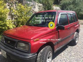Chevrolet Vitara 5 Puertas 4x4 Con Papeles Al Día 2018