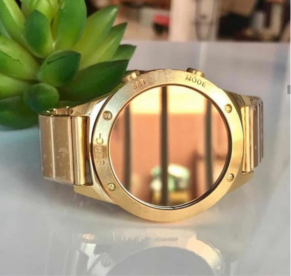 Relógio Euro Espelhado Original