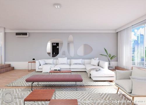 Imagem 1 de 17 de Apartamento Padrão Em São Paulo - Sp - Ap0081_rncr