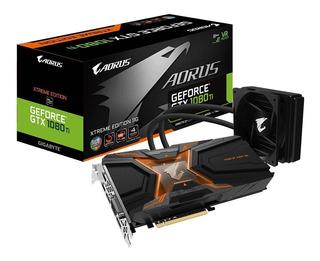 Gigabyte Nvidia Gtx1080ti Aorus Waterforce Extreme 11g