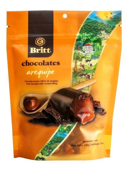 Chocolates Britt Surtido De Arequipe 22 - kg a $227