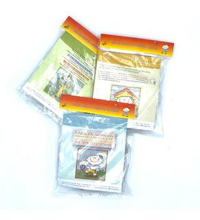 Eco Rompecabezas Infantil Kit De 3 - Fundación Garrahan