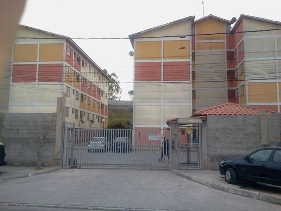 Apartamento Com 2 Quartos Para Comprar No Chácaras Esplanada Do Embu Em Embu/sp - 358