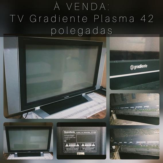 Tv Gradiente Plasma 42 Polegadas