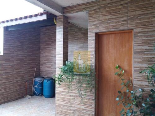 Casa 3 Dormitórios À Venda R$ 250.000 - Jardim Miriam -zl