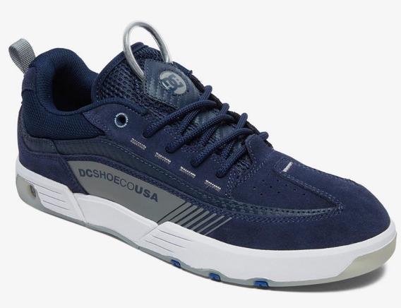 Dc Shoes Legasy 98 Slim Azul Gris Dvs Vans Sb Emerica Circa