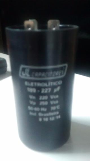 Capacitor Eletrolitico 189 - 227uf 220v