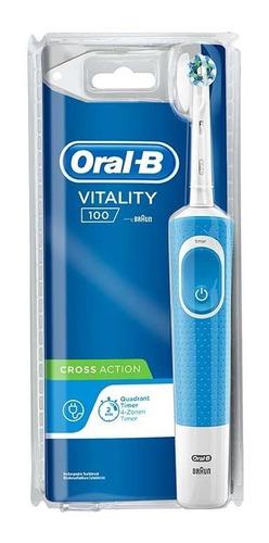 Cepillo De Dientes Eléctrico Oral-b Vitality 100 Crossaction