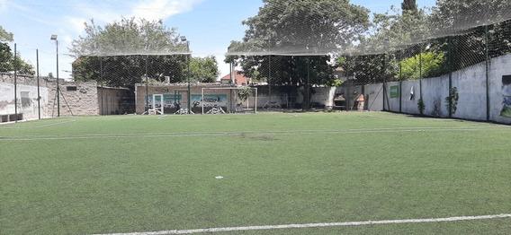 Fondo De Comercio- Cancha De Futbol