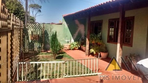 Casa Térrea Com 4 Quartos - Ca36-v