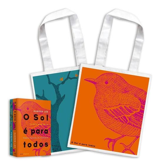 Kit- O Sol É Para Todos - 2 Volumes - Acompanha 1 Sacola