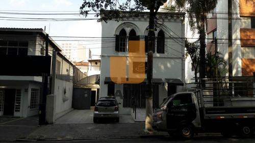 Casa Comercial Em Excelente Localização, Próxima À Comércio, Metrô E Shop. Pátio Higienópolis!   - Ja16221