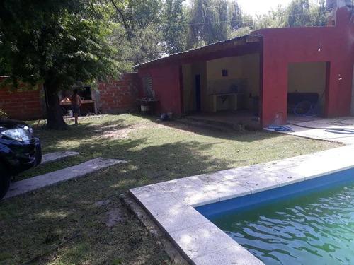 Quinta O Casa Permanente En Moreno  Barrio Trujuy