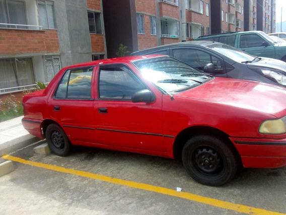 Hyundai Excel Muy Buen Estado...