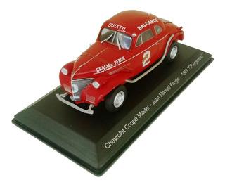 Tc Los Mejores Autos Nº 49 Chevy Coupe (1949) J. M. Fangio