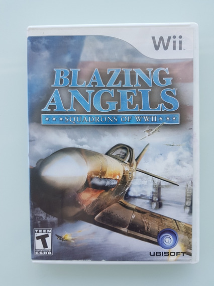 Blazing Angels Squadrons Of Ww Ii Nintendo Wii
