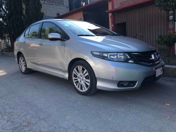 Honda City 1.5 Ex Mt 2012
