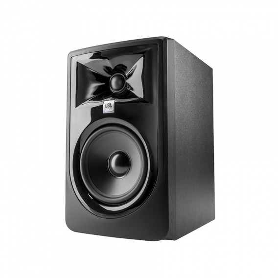 Monitor De Referencia Jbl Original Mkii 305p 5 41w + Nf