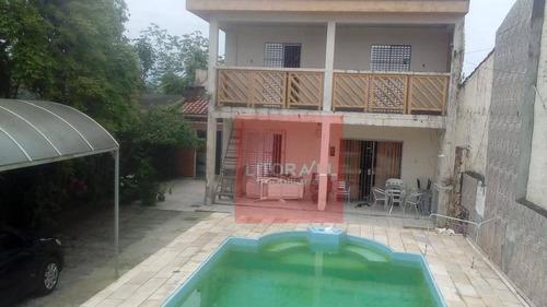Imagem 1 de 14 de Sobrado Com 2 Dormitórios À Venda, 153 M² Por R$ 320.000,00 - Jardim Regina - Itanhaém/sp - So0271