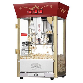 Great Northern Popcorn Red Matinee Movie Theater Style 8 Oz