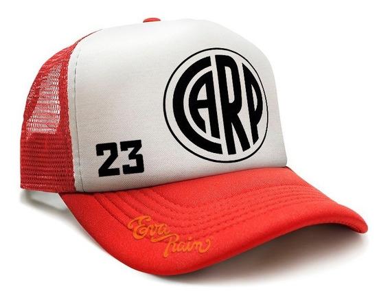 Gorra Trucker Camionera River Plate Club Todos Los Jugadores
