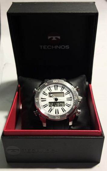 Relógio Technos Ts Carbon Masculino - 0527ad/8p
