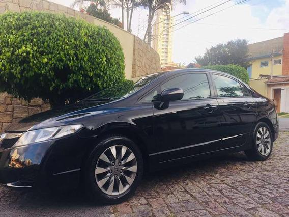 Honda Civic Lxl 1.8 Flex 2010