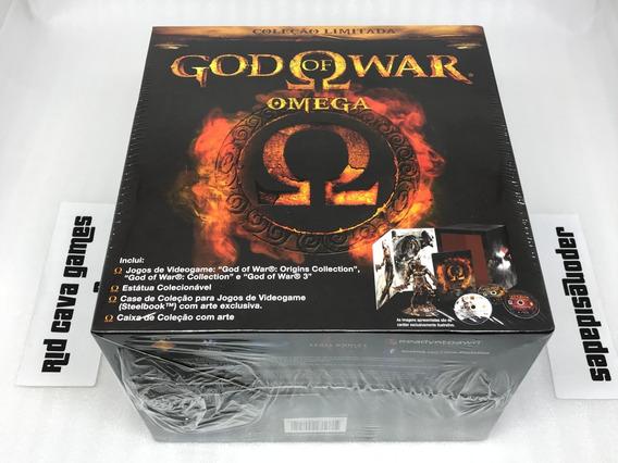 God Of War Omega Collection Ps3 - Novo E Lacrado!