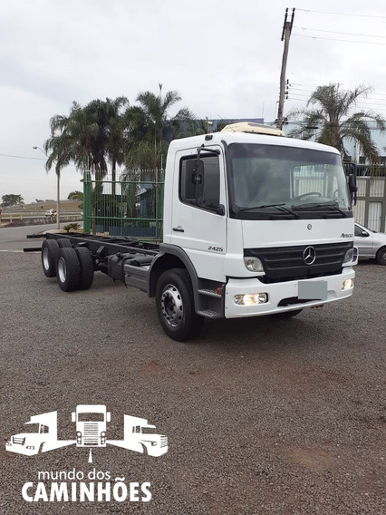 Mb Atego 2425 2010 Chassi