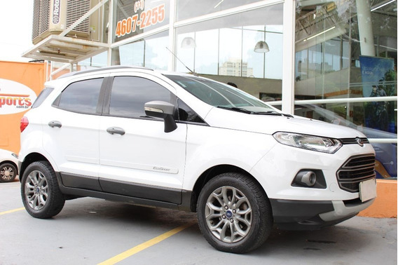 Ford Ecosport Freestyle 1.6 2014 Branco