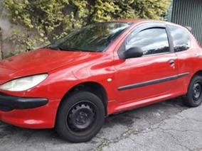Peugeot 206 Ano 200 2p 1.6 8v