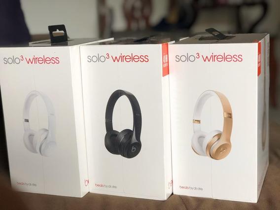 Beats Solo 3 Wireless Gold E Branco