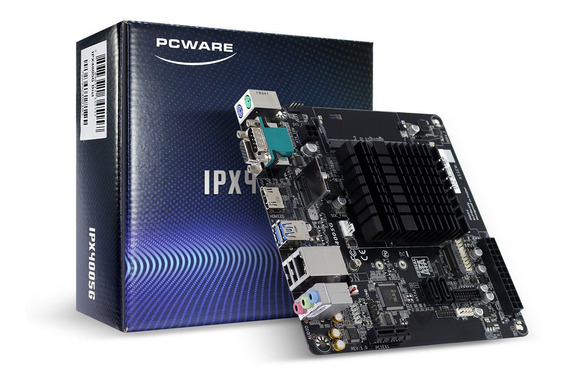 Placa Mãe Mini-itx Ipx40050g Pro Processador J4005 2.0ghz I