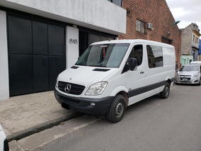 Mercedes-benz Sprinter 2.1 415 Furgon 3665 Tn Mixto 4+1