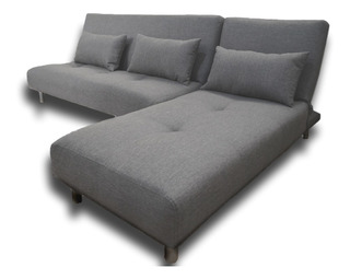 Sala Esquinera Con Sofa Cama Handy Sillon Futon