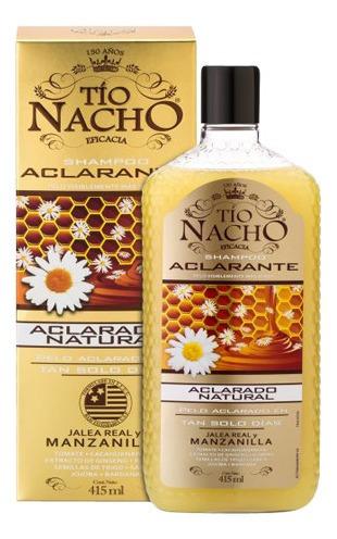 Tio Nacho Aclarante Shampoo Aclarante X 415 Ml