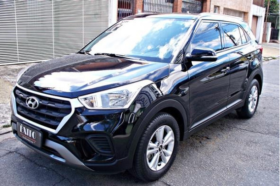 Hyundai Creta Attitude 1.6 Flex Automatica Preta 2017