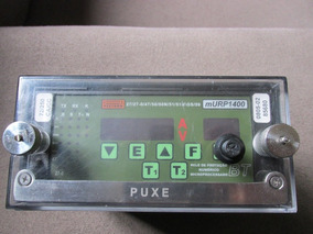 Relé De Proteção Pextron Murp1400