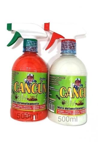 Veneno Cancún No Tóxico Mata Cu - Unidad a $18500