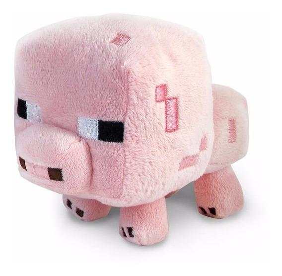 Boneco Brinquedo Porco De Pelúcia