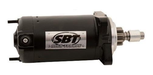 Motor Partida Arranque Jet Ski Sea Doo 800cc Sbt 9 Dentes