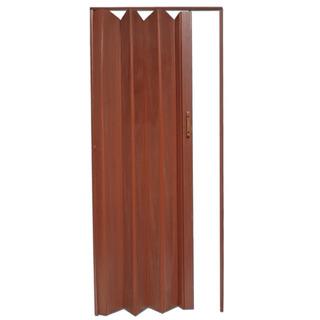 Liquidación! - Puerta Plegable Plegadiza - 80 X 200 Cedro