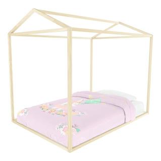 Casita De Sueños Matrimonial Estructura Moderna Montessori