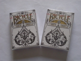2 Baralhos Bicycle Archangels - Theory11